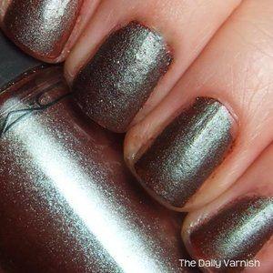 Mac Cosmetics: Blue Brown Pigment